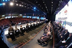 OAB Conferência Nacional com aluguel de móveis da Rental Brasil