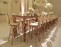 Aluguel de Banquetas Moema