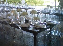 Aluguel de Mesas e Cadeiras para Festas na Zona Leste